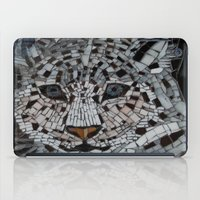 snow leopard iPad Cases featuring Snow Leopard by ira gora