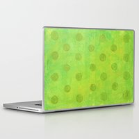 jojo Laptop & iPad Skins featuring #51. JOJO - Dots by sylvieceres