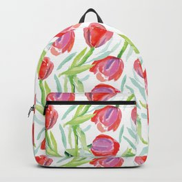 Tulip Field Backpack