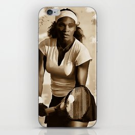 Ready to Play iPhone Skin