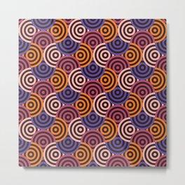 Art deco scales II Metal Print