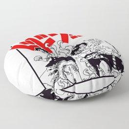 One piece japan Floor Pillow