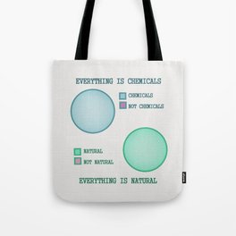 Everything is.. Tote Bag
