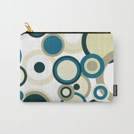 Harmony Circles Carry-All Pouch