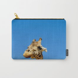 Hello Giraffe Carry-All Pouch