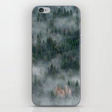 Woods landscape iPhone & iPod Skin
