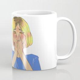 An Embarrassing Smile Coffee Mug