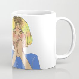 An Embarrassing Smile Coffee Mug