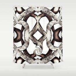 Ornament-ish Shower Curtain