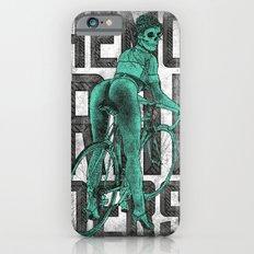 Hemoriders Girl iPhone 6s Slim Case