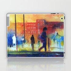 Street scene Laptop & iPad Skin