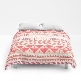 Winter Stripe II Comforters