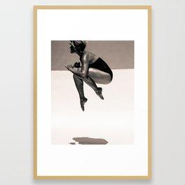 Sarah - Dancer Series 1 Framed Art Print