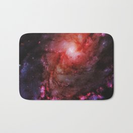 Monster of Messier 83 Bath Mat