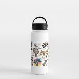 Love The 80s Water Bottle