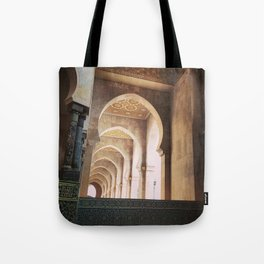 Corridors Tote Bag