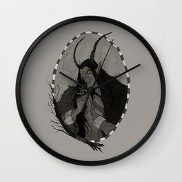 The Krampus Wall Clock