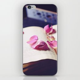 scattered memories iPhone Skin