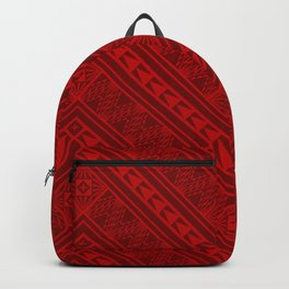 Tipi's (Red) Backpack