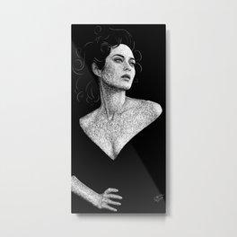Marion Cotillard Metal Print