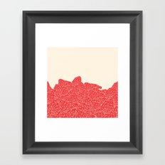 1987 v2 Framed Art Print