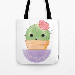 Prickly Pot Tote Bag
