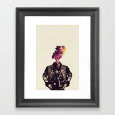 The Jacket Framed Art Print