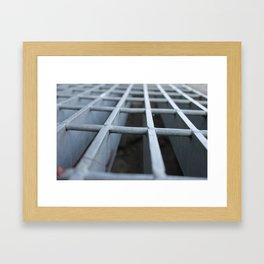 Gutter Framed Art Print