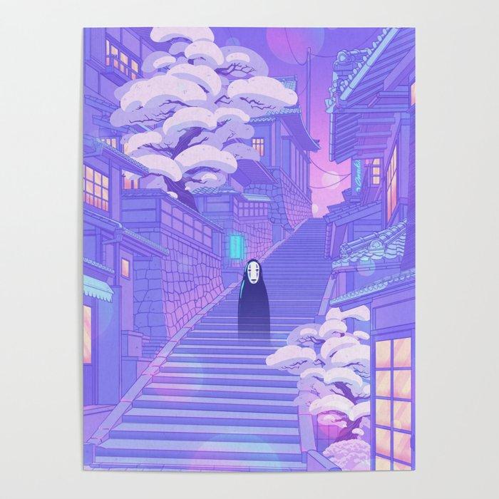 Kaonashi Poster