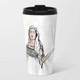 Hineraukatauri - Goddess of Birth Travel Mug