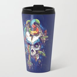 Strangely familiar Travel Mug