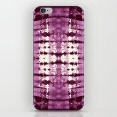 Black Cherry Satin Shbori iPhone & iPod Skin