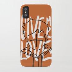 PLUS iPhone X Slim Case