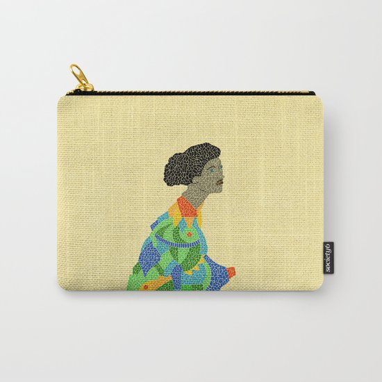 - geishaic beethoven - Carry-All Pouch