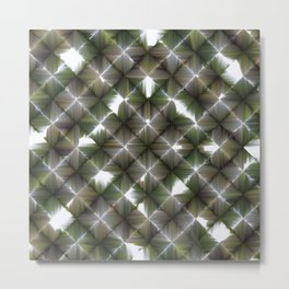 Palm Fronds Metal Print