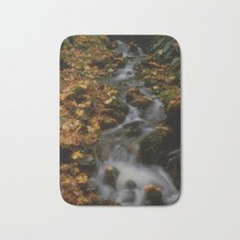 Forest Creek Amongst The Leaves Bath Mat