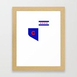 BrianTee Framed Art Print