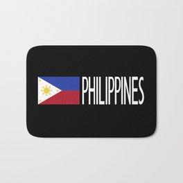 Philippines: Filipino Flag & Philipinnes Bath Mat