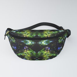 Project 130.3 - Abstract Photomontage Fanny Pack
