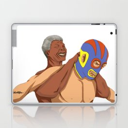 Full Nelson Mandela Laptop & iPad Skin