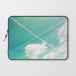 Scottish sky 2594 Laptop Sleeve