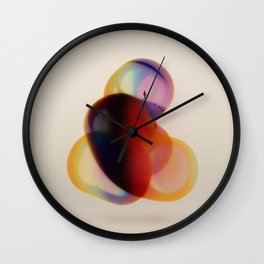 A Thought Process Wall Clock