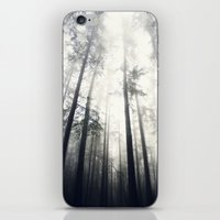 abyss iPhone & iPod Skins featuring Abyss by Aida Gradina