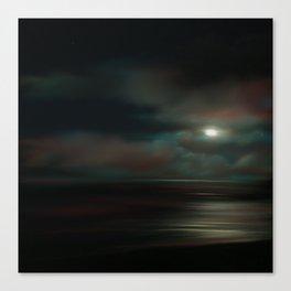 ToThe Moon & Back Canvas Print