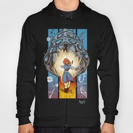 Valley of The Wind Hoody