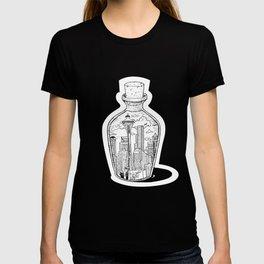 Seattle in a bottle T-shirt