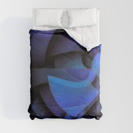 Blue Style Comforters
