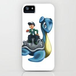 Let´s battle. iPhone Case