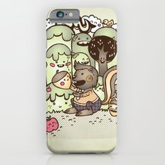 Happy Squirrel iPhone 6s Slim Case
