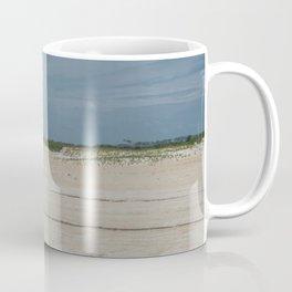 Dunes of Assateague Island (color) Coffee Mug